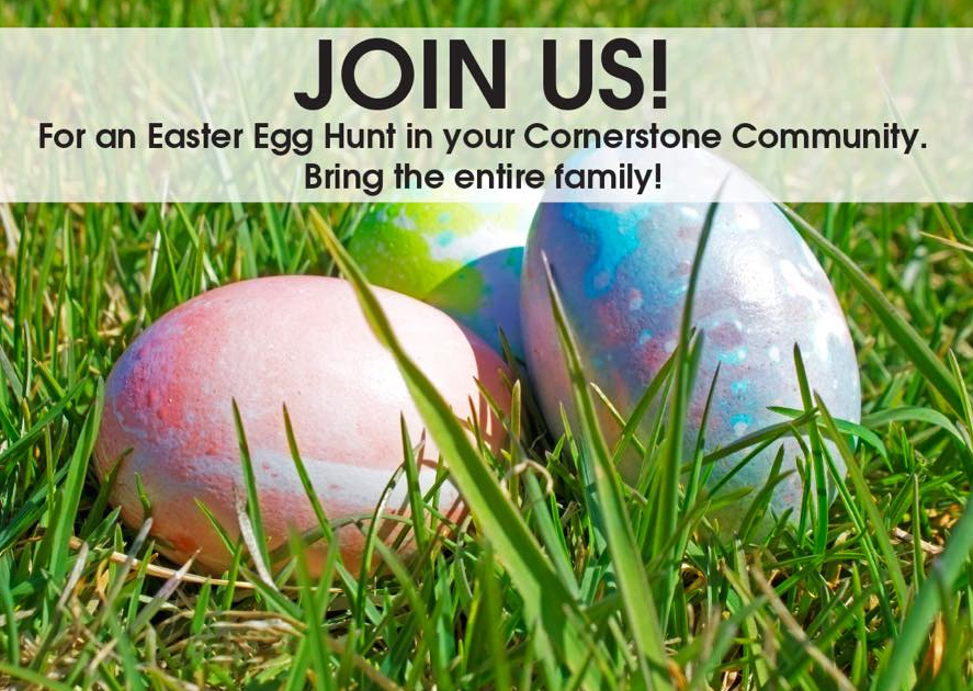 Cornerstone Easter Egg Hunt