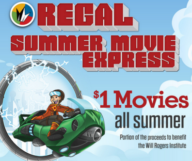 $1 Summer Movies in Lynchburg, VA